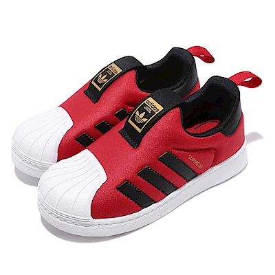adidas 休閒鞋 Superstar 360 運動 童鞋