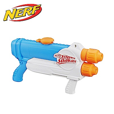 孩之寶Hasbro-NERF超威水槍系列-雙槍梭魚