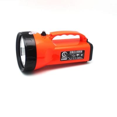 【BWW嚴選】威電牌 LE-0989 充電式LED探照燈