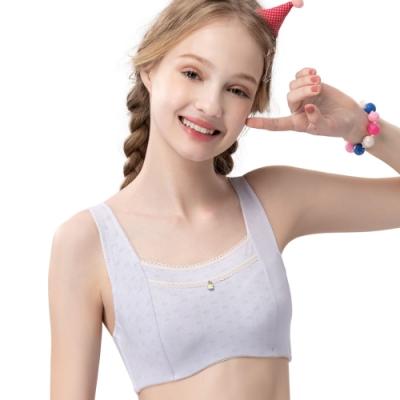 思薇爾 惹萌漾小蘋果系列B-E罩軟鋼圈包覆內衣(薰衣藍)