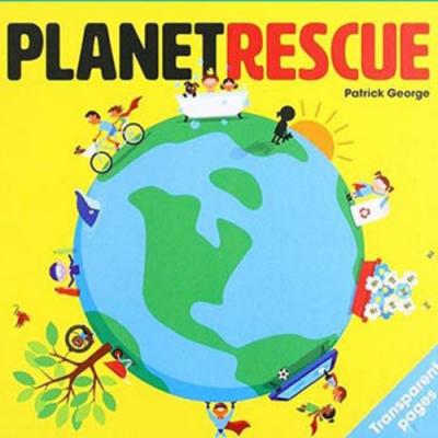 Planet Rescue 保護地球精裝膠片書