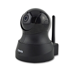TENVIS TH-661 HD無線網路攝影機 (黑色)