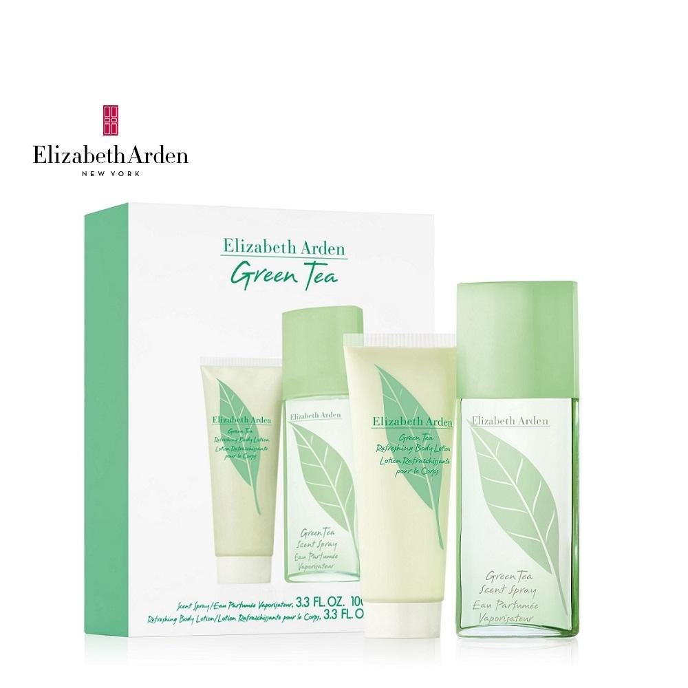 Elizabeth Arden 伊麗莎白雅頓 綠茶香氛潤膚組
