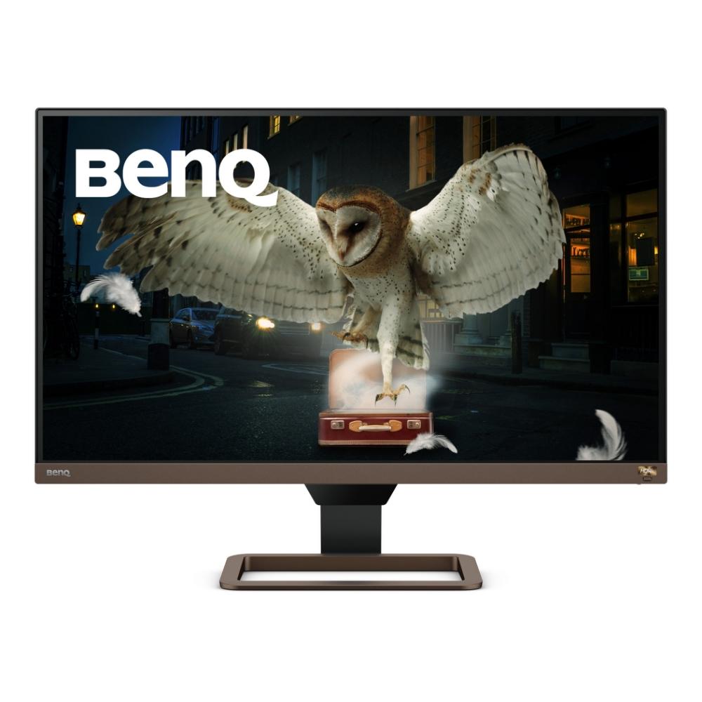 BenQ EW2780U 27吋 UHD類瞳孔娛樂護眼螢幕