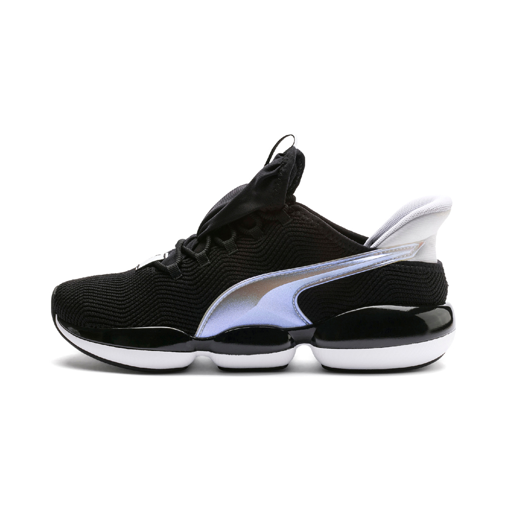PUMA-Mode XT Iridescent TZ Wns 女有氧鞋-黑色