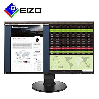 EIZO FlexScan EV2750黑色 27吋/多訊號輸入/薄邊框