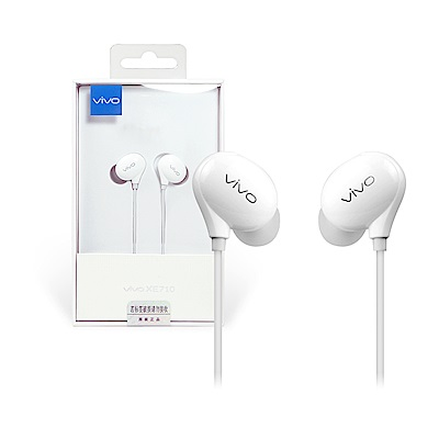 VIVO 原廠 XE710 HiFi入耳式耳機 (盒裝)