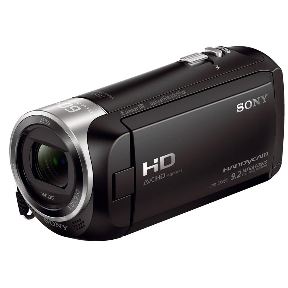 SONY數位攝影機HDR-CX405 - 全配組(公司貨)