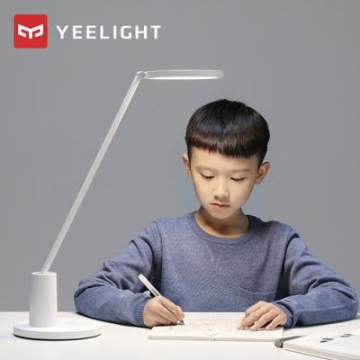 Yeelight易來 智慧護眼檯燈Prime,智慧時間管理,多段智慧調光,支援APP、Google音箱/語音助理