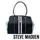 STEVE MADDEN-BLANAI-S 魅力個性 經典大容量波士頓包-黑色(附贈小包) product thumbnail 1