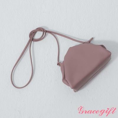 Grace gift-韓系小姐姐雲朵包 紫