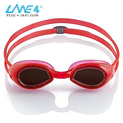 羚活 兒童防霧電鍍泳鏡 LANE4 A707