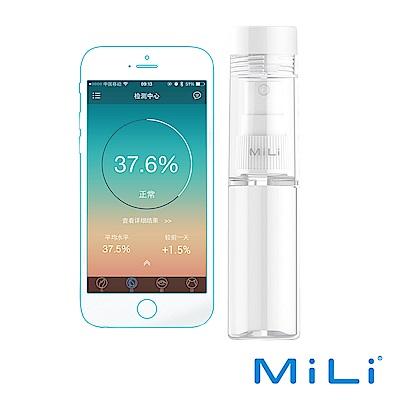 MiLi Pure Bottle 二合一肌膚水分偵測器旅行分裝瓶30ml @ Y!購物