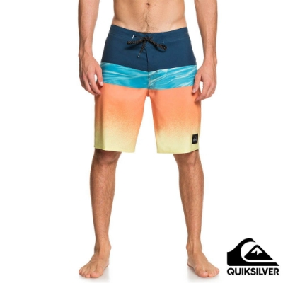 【QUIKSILVER】HIGHLINE HOLD DOWN 20 衝浪褲 藍