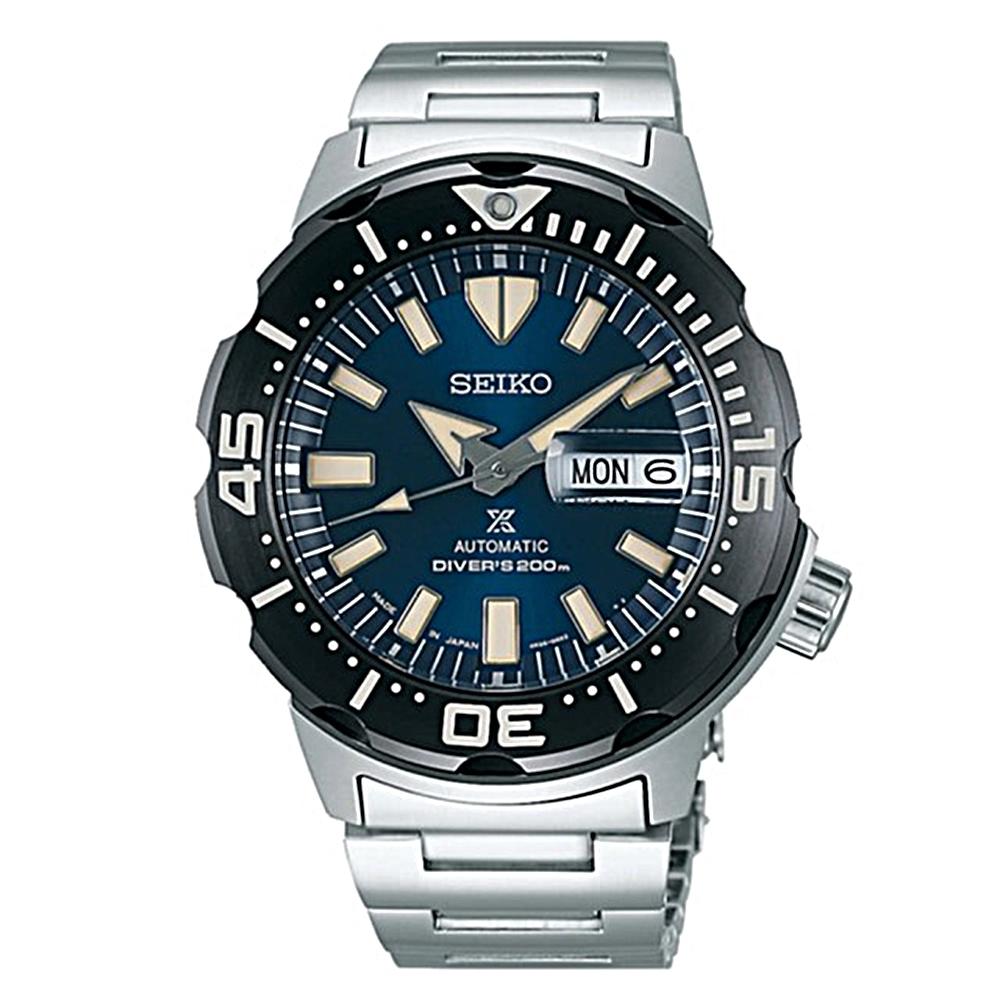 SEIKO精工PROSPEX潛水機械腕錶-黑灰(SRPD25J1/4R36-07B0B)