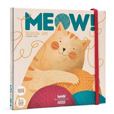 西班牙Londji 貓咪平衡遊戲