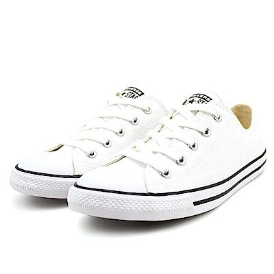 CONVERSE-女休閒鞋530057C-白