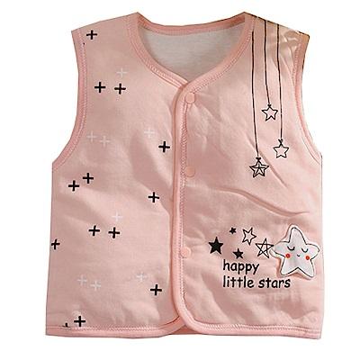 嬰幼兒鋪棉背心外套 k60713 魔法Baby