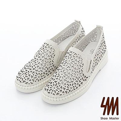 SM-時尚編織懶人鞋  2 色