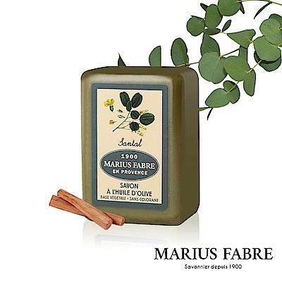 法國法鉑-天然草本檀香橄欖皂-150g/顆