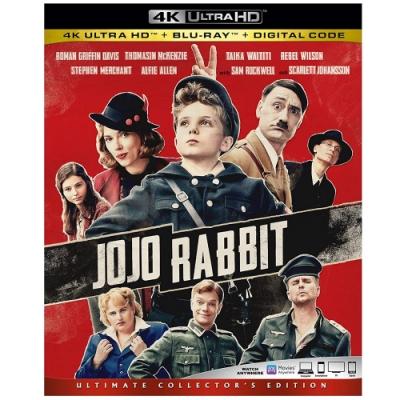 兔嘲男孩  4K UHD + BD 雙碟版