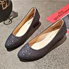 KEITH-WILL時尚鞋館 時尚歐美百搭包頭鞋-灰色