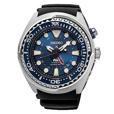SEIKO PROSPEX運動時尚腕錶/5M85-0AB0B(SUN065P1)