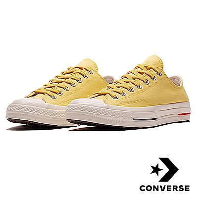 CONVERSE-男女休閒鞋160494C-黃
