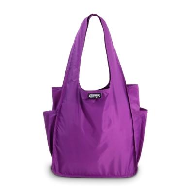 murmur A4環保購物袋│紫