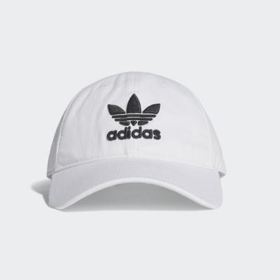 adidas LOGO 帽子 男/女 BR9720