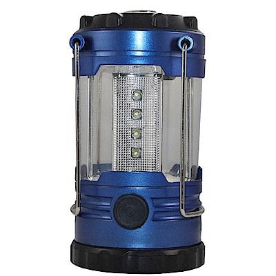 iSFun 戶外露營 指南針手提掛式可調光LED燈