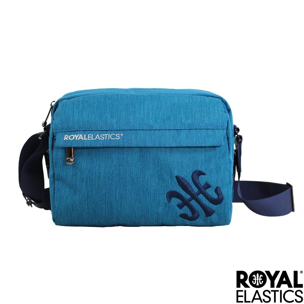 RoyalElastics - 休閒側背包 - Festival山林搖滾系列 - 靛藍