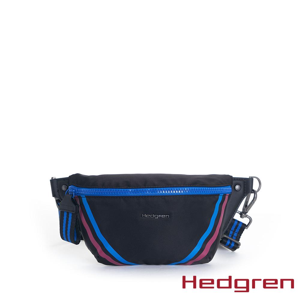 Hedgren 黑運動休閒腰包 - HBOO 01  UP
