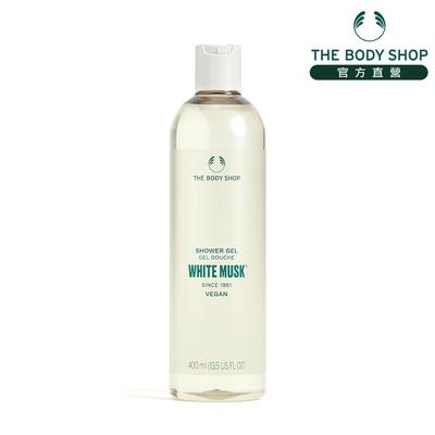 The Body Shop 白麝香沐浴膠-400ML