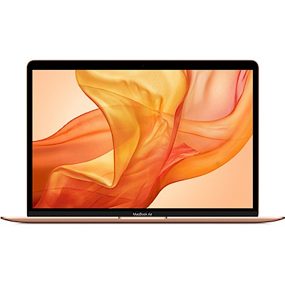 (福利品) Apple MacBook Air 13吋/i5/8GB/128GB-金色
