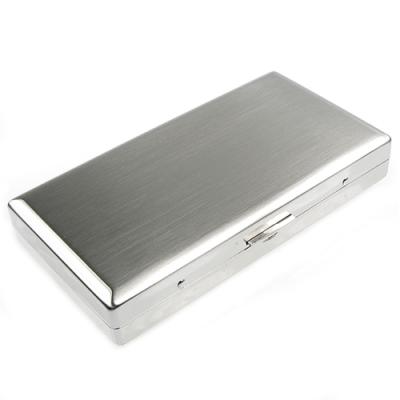 Pearl 珍珠-日本進口~高質感長煙盒(銀色)