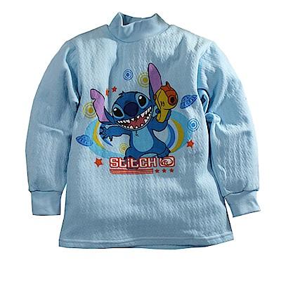史迪奇三層棉立領保暖內衣 k60752 魔法Baby