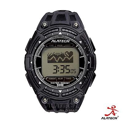 ALATECH FB003 專業健身 心率錶 –黑色