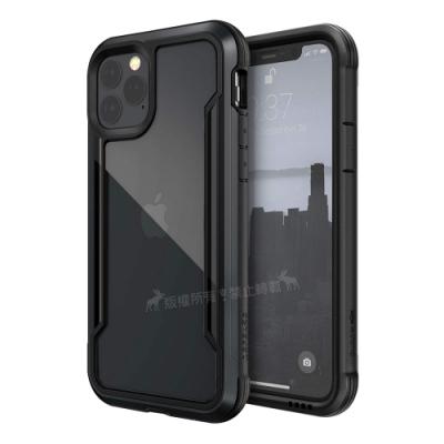 DEFENSE 刀鋒極盾Ⅲ iPhone 11 Pro Max 耐撞擊防摔手機殼(爵帝黑)