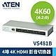 ATEN 4埠 HDMI 影音切換器 4K2K (VS481B) product thumbnail 1
