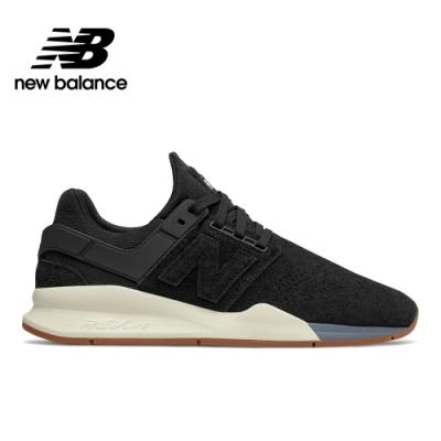 New Balance 247休閒鞋_黑色_MS247OW-D