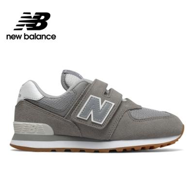New Balance 童鞋_淺灰_YV574SPU-W