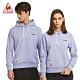 法國公雞牌連帽T恤 LOM2334223-中性-星辰紫 product thumbnail 1