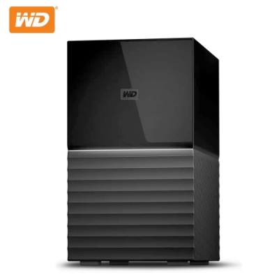 WD My Book Duo 20TB(10TBx2) 3.5吋雙硬碟儲存