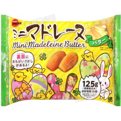 北日本 瑪德蓮奶油風味蛋糕[期間限定](125g)