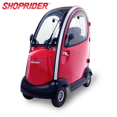 SHOPRIDER TE-889XLSN Cabin必翔電動代步車(全罩式車款)