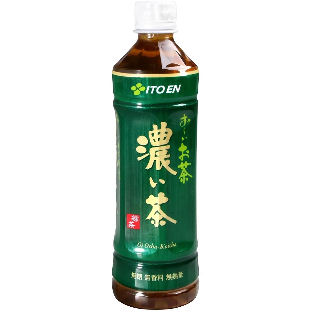 伊藤園 濃味綠茶(530mlx24入)