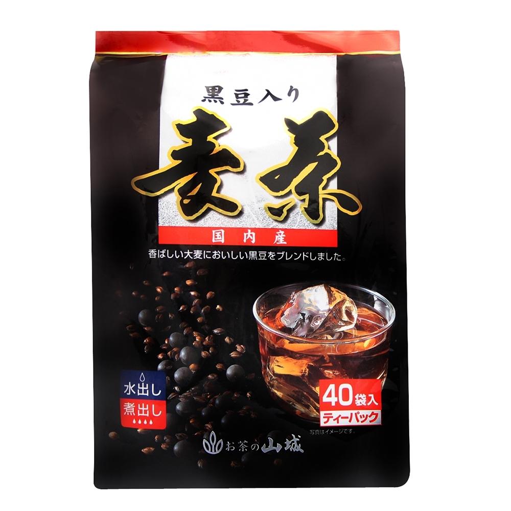 山城物產 黑豆麥茶 (400g)