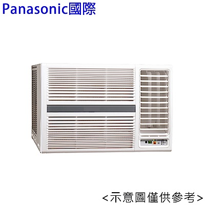 Panasonic國際牌4-6坪右吹變頻冷暖窗型冷氣CW-P28HA2