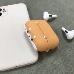 趴趴柴犬造型 AirPods Pro 矽膠保護套